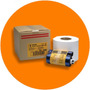 Kit Ribbon Y Bobina Para Impresora Termal Kodak 305 Envios!