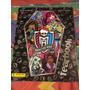 Álbum De Figuritas Monster High Panini 2012 119 Figus De 154