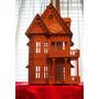 Casa Gotica Chica Casitas Para Muñecas, Barbie , Mosther Etc