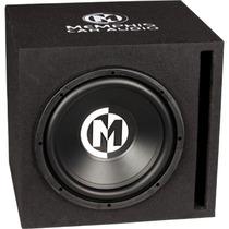 Cajón Con Subwoofer Memphis 15-srx112 + Amplificador