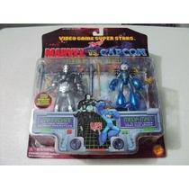 Figuras Marvel Vs Capcom War Machine Vs Megaman Nuevas