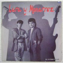 Lara Y Monarrez / El Ultimo Flash 1 Disco Lp Vinilo
