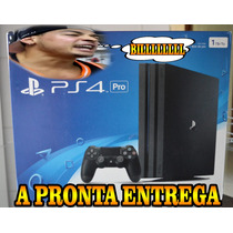 Playstation 4 Pro Sony 1tb Ps4 4k - Pré Venda