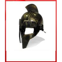 Casco Guerrero Romano, Griego ,para Adulto Desmontable