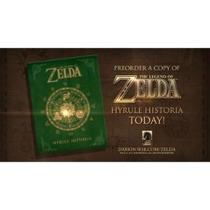 Libro De Legend Of Zelda Hyrule Historia En Inglés