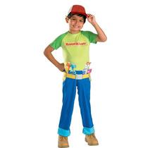 Disfraz Disney Handy Manny Niño Talla 2 Años