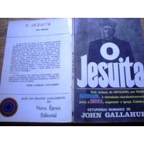 O Jesuíta, De John Gallahue