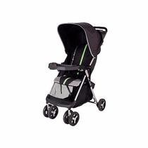 Carriola Baby Trend Easylite Convenience Negra Con Verde