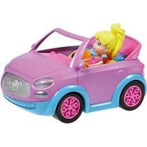 Polly Pocket Melhor Carro De Todos Bcy59