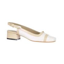 Zapatos Elegantes Tanguis De Cuero Talla 35 Oficina Nuevos