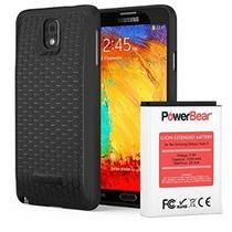Powerbear Samsung Galaxy Note 3 7500mah Amplió La Batería Co