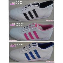 Zapatos Deportivos Adidas Clasicos Talla 32 Al 43