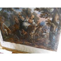 Litografias Antiguas Originales Don Quijote De La Mancha