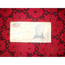 $100,00 Serie A - Banco Central De La Republica Argentina.