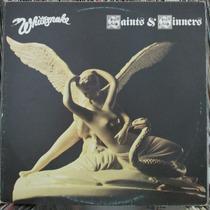 Lp Whitesnake Saints & Sinners Exx + Encarte