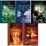Kit Percy Jackson E Os Olimpianos 5 Livros - Oportunidade