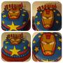 Torta De Iron Man