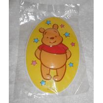 Placa De Plástico Para Pastel Grande, Diseño Winnie Pooh