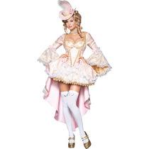 Disfraz Maria Antonieta Vestido Historico Halloween