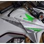 Adesivos Faixas Tuning Completo Moto Honda Titan 150 2014