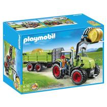Playmobil 5121 Tractor Con Remolque Rosquillo Toys