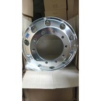 Roda Aluminio Aro 22,5 X 8,5 Furo Redondo Italspeed