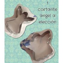 1 Cortante Galletitas Angelito Ángeles Bautismo Comunión