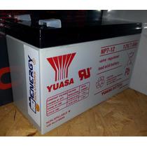 Bateria Yuasa Np7-12 12v 7ah 7a Calidad !! Envio Gratis Rbc2