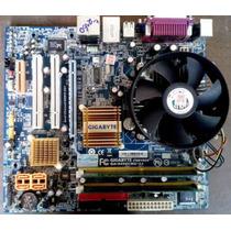 Kit Ga945gcmx-s2 1gigas+ Dual Core