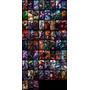 League Of Legends Conta Ouro Iv+68 Skin+20 Páginas De Runas