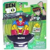 Ben 10 Bloxx Acc Omnitrix Challenge Juguetería El Pehuén