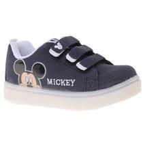 Zapatillas Disney Mil Luces Mickey Velcro