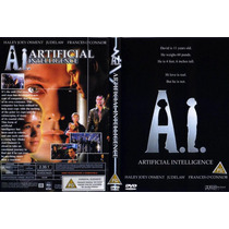 Dvd Inteligencia Artificial Intelligence Steven Spielberg Et