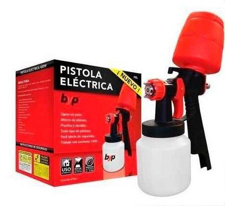 Pistola para pintar electrica byp 450 w 1 en - Pintar con pistola electrica ...
