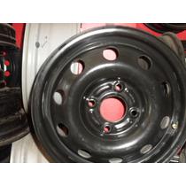 Roda New Fiesta Aro 14 De Ferro Nova Valor 110