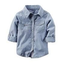 Camisa De Jean Nena Carters