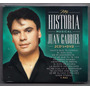 Juan Gabriel. Mi Historia Musical. 2cd+dvd Original Nuevo