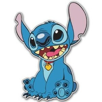 Lilo & Stitch Puntada Vynil Car Sticker Decal - Seleccione T
