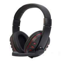 Fone Ouvido Headset Gamer Usb Pc Microfone Ps3 Xbox Notebook