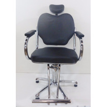 Poltrona Cadeira Agata Fixa - Moveis Para Salao
