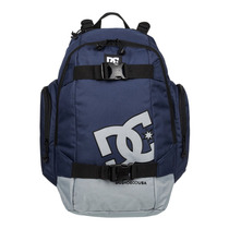 Mochila Skate Hombre Wolfbred Ii Azul Sprng 2016 Dc Shoes