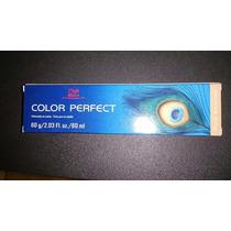 Tinte Para El Cabello Color Perfect De Wella
