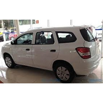 Chevrolet Spin Lt 5 Asient 0km Ant $ 82654 C/s Interes