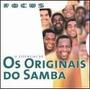 Os Originais Do Samba - Focus ( Cd )