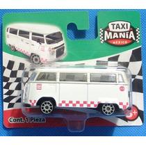 Combi Estado De Mexico, Transporte Publico, Juguete