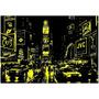 13047 Times Square Neon Glow Rompecabezas 1000 Piezas Educa