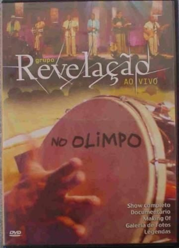 cd revelacao vivo olimpo