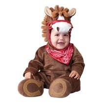Disfraz Bebe Caballito Niño Niña Halloween Caballo Pony