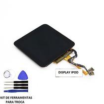 Modulo Display Lcd + Touch Ipod Nano 6g Novo Pronta Entrega
