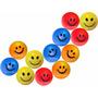 Pelotas Antiestress Tipo Carita Felíz En Diversos Colores